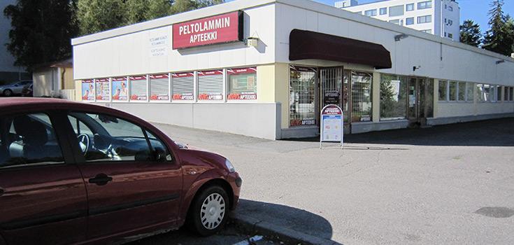Tervetuloa asioimaan Peltolammin apteekkiin! | Apteekki Koilliskeskus Tampere